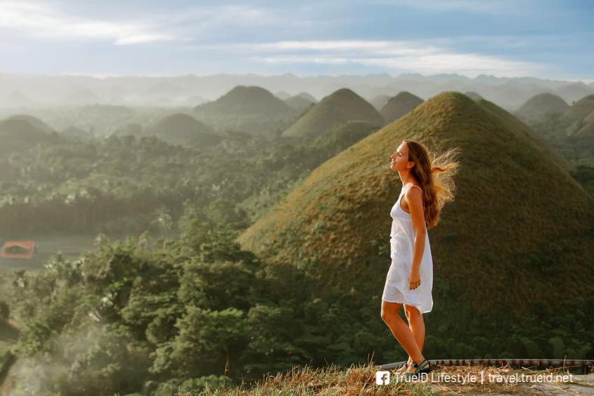 Chocolate Hills ที่เที่ยวฟิลิปปินส์
