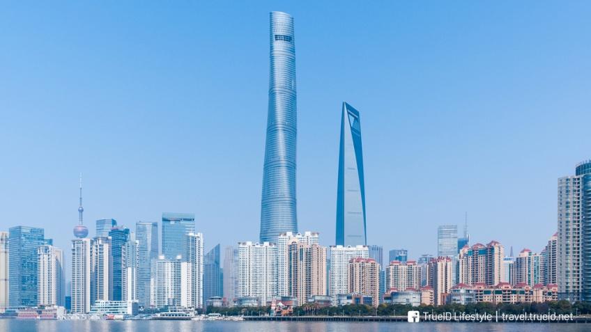 Shanghai Tower, เซี่ยงไฮ้