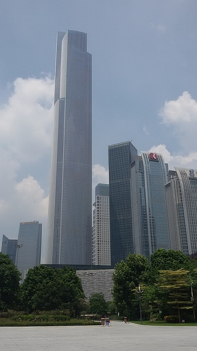 Chow Tai Fook Finance Center