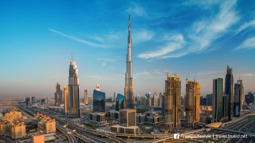 Burj Khalifa, ดูไบ