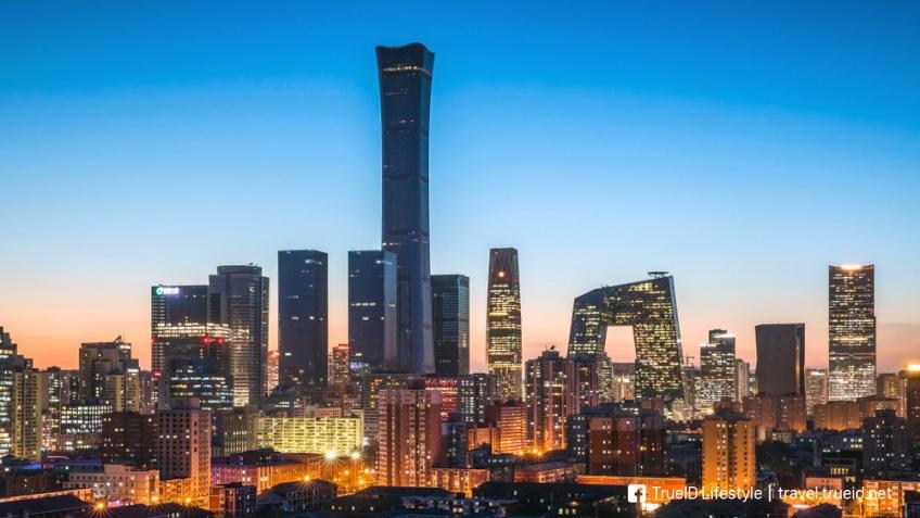 China Zun Tower, ปักกิ่ง