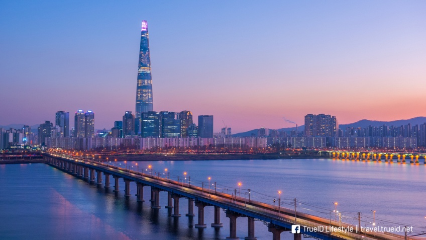 Lotte World Tower, โซล