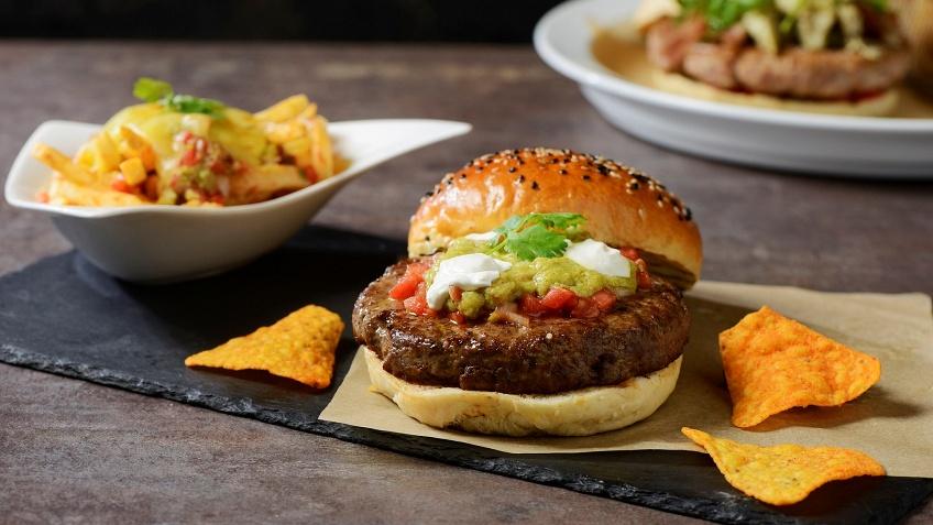 Del Rio Burger