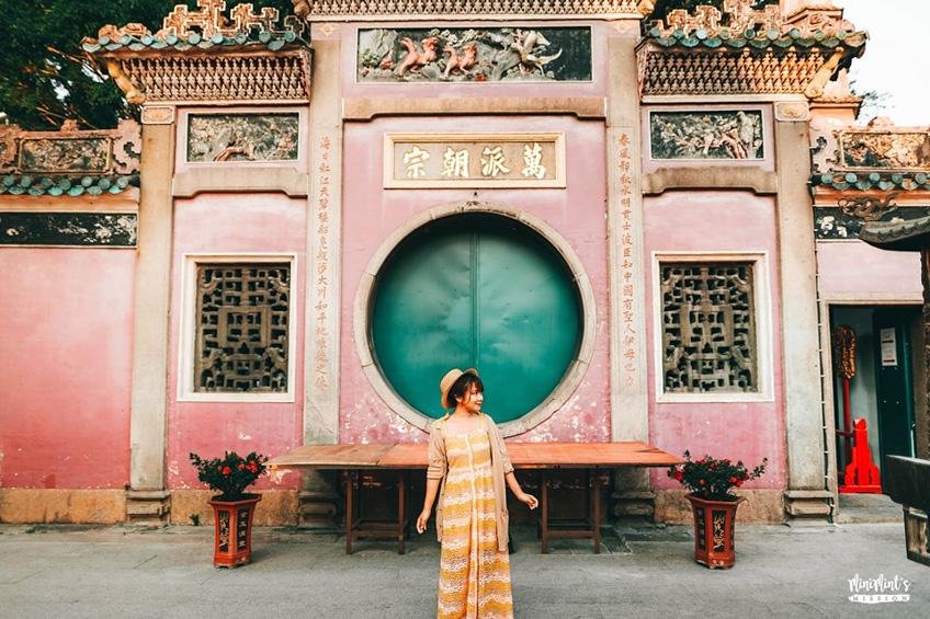 A-Ma Temple ที่เที่ยวมาเก๊า