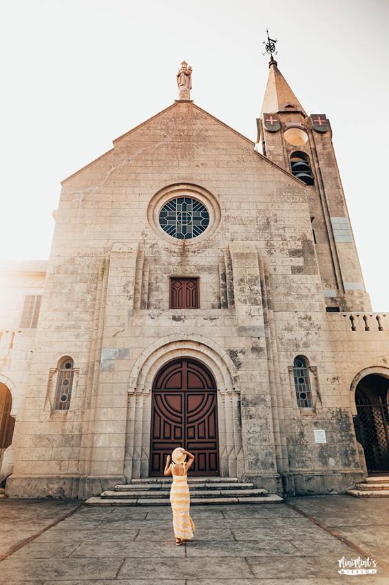 ที่เที่ยวมาเก๊า Chapel of Our Lady of Penha