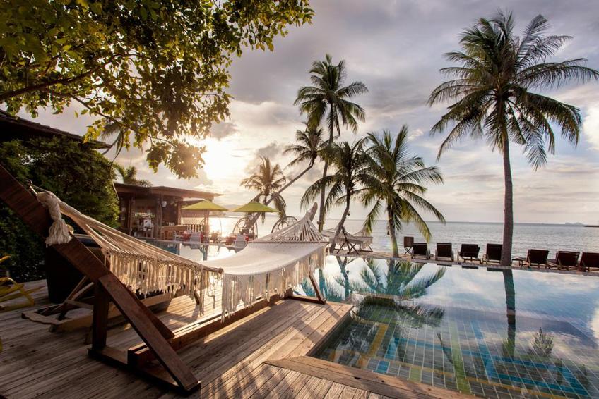 ที่พักสวย Tango Luxe Beach Villa เกาะสมุย