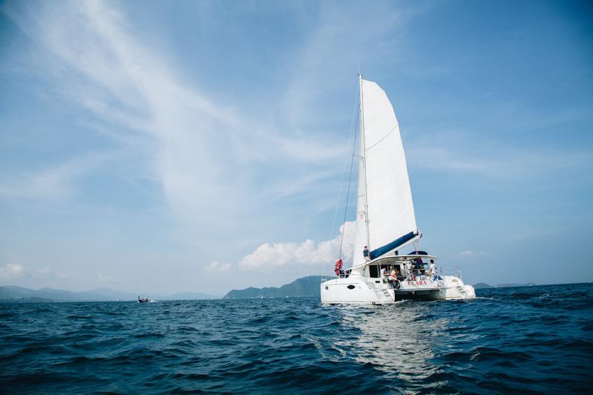 Discover Catamaran ที่พักภูเก็ต
