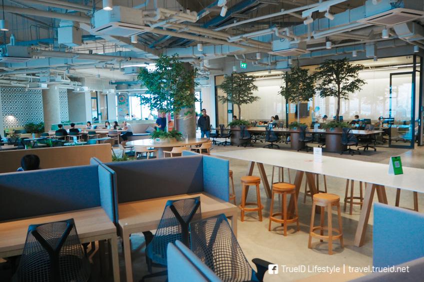 True Digital Park Co-working Space