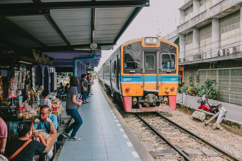 ตลาดพลู MRT สายสีน้ำเงิน
