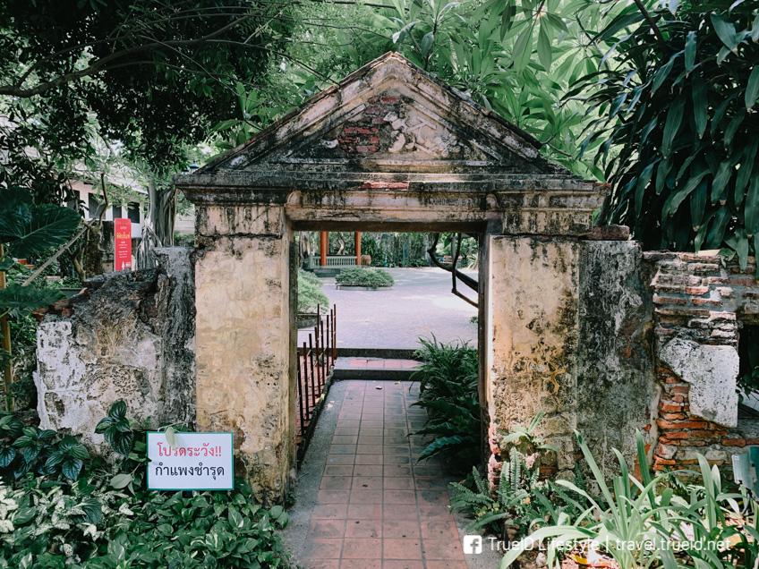 สวนสมเด็จย่า ที่เที่ยวฝั่งธน เที่ยวกรุงเทพ