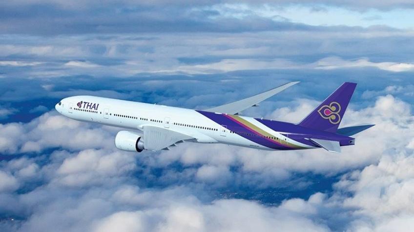 การบินไทย เที่ยวบิน เซนได