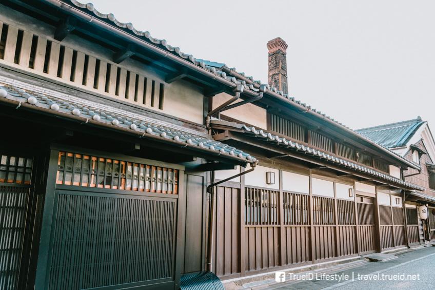 ย่านผลิตสาเกฟุชิมิ ที่เที่ยวรอบเกียวโต