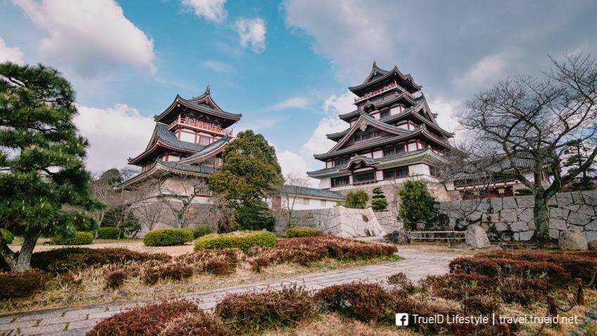 ปราสาทฟุชิมิ ที่เที่ยวรอบเกียวโต