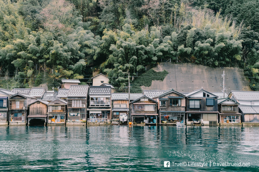 ที่เที่ยวรอบเกียวโต หมู่บ้านชาวประมงอิเนะ