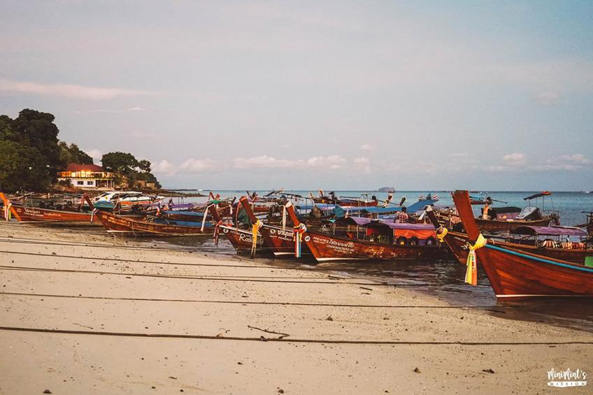 เกาะพีพี ทะเลใต้