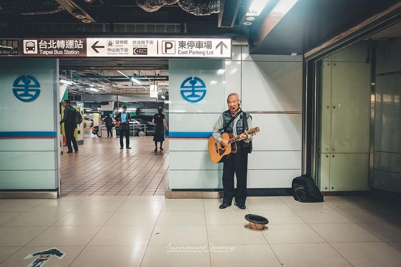 รถไฟฟ้าใต้ดิน ไต้หวัน