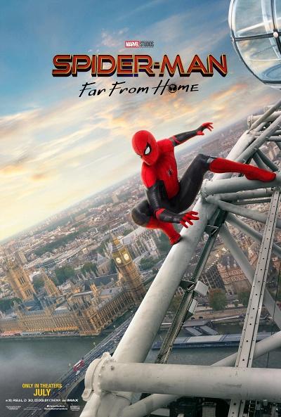 spider-man London ลอนดอน