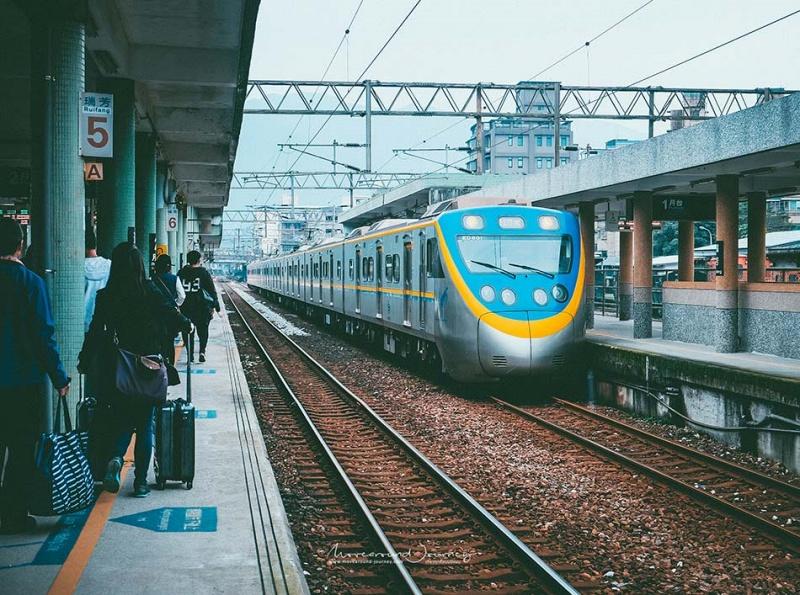 รถไฟ TRA ไต้หวัน