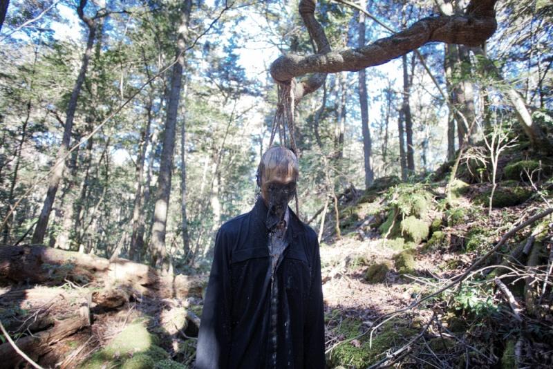 ป่าฆ่าตัวตาย อาโอกิกาฮาระ ญี่ปุ่น