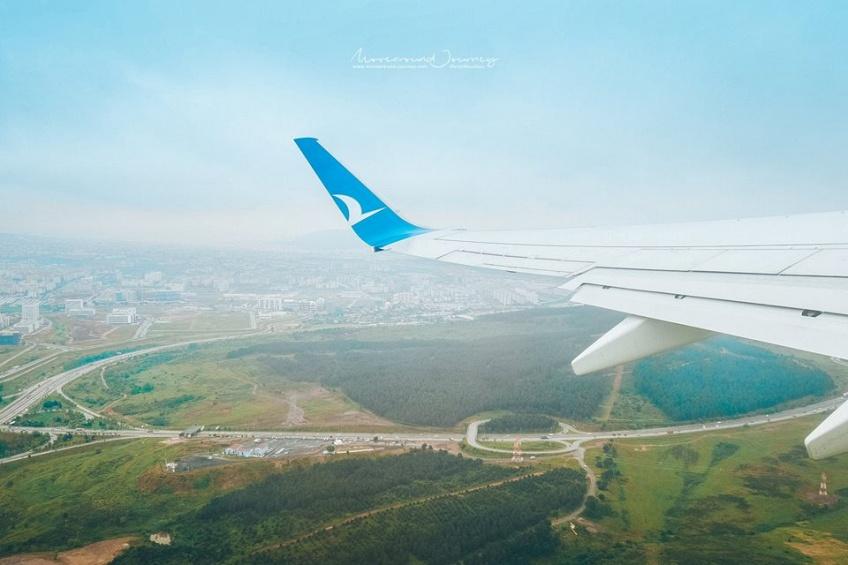 ไกด์เที่ยวตุรกี นั่งเครื่องบิน