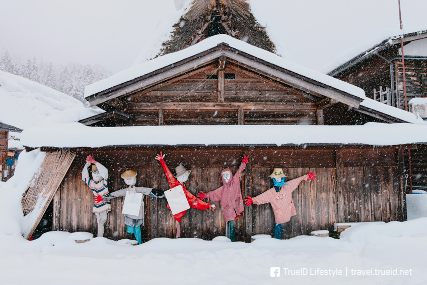 ชิราคาวาโกะ เที่ยวญี่ปุ่น