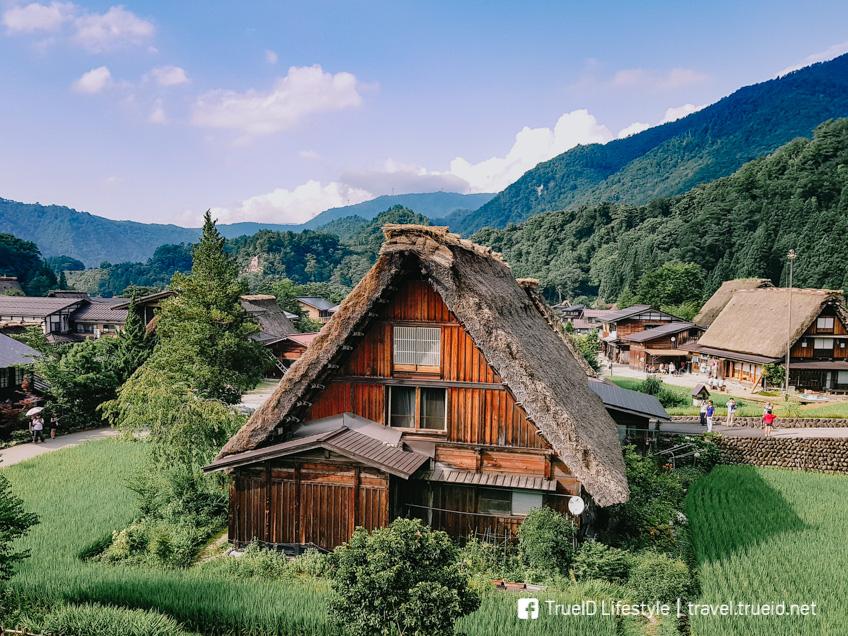 หมู่บ้านชิราคาวาโกะ