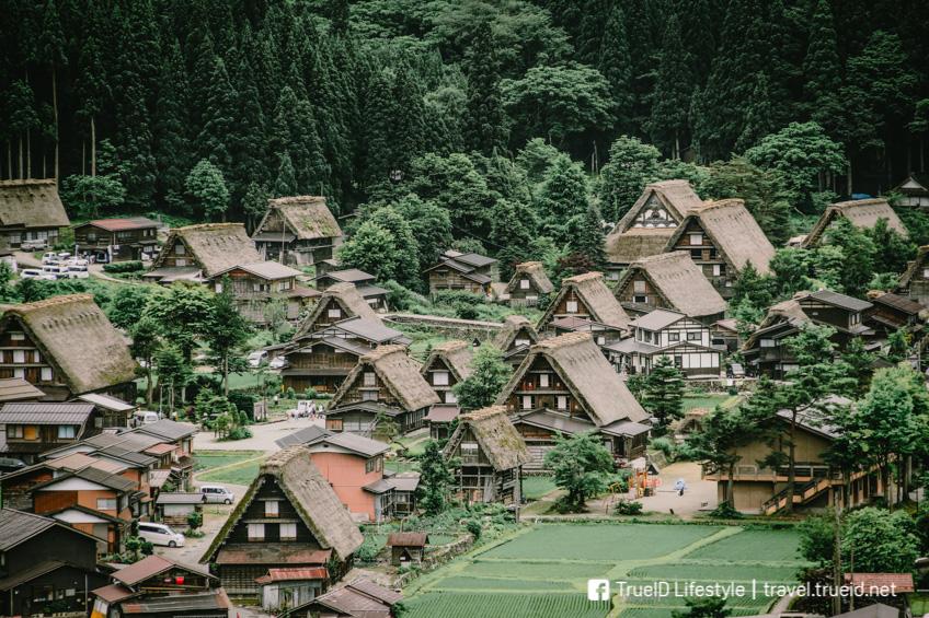 ชิราคาวาโกะ ญี่ปุ่น