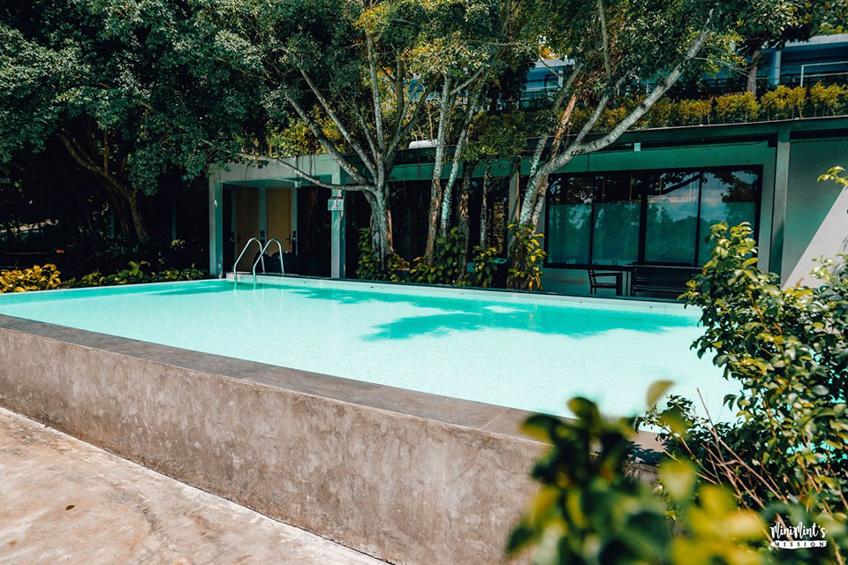 ที่พักวังน้ำเขียว ที่พักสวย