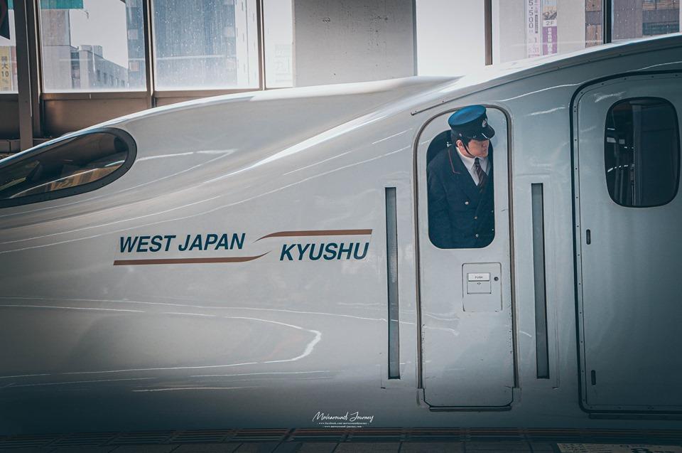 นั่งรถไฟเที่ยวญี่ปุ่น JR
