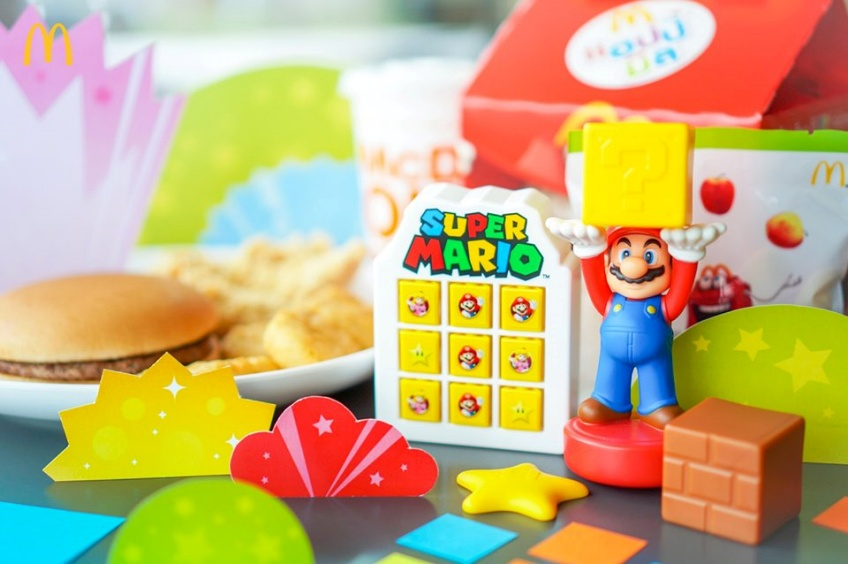 Mario Happymeal