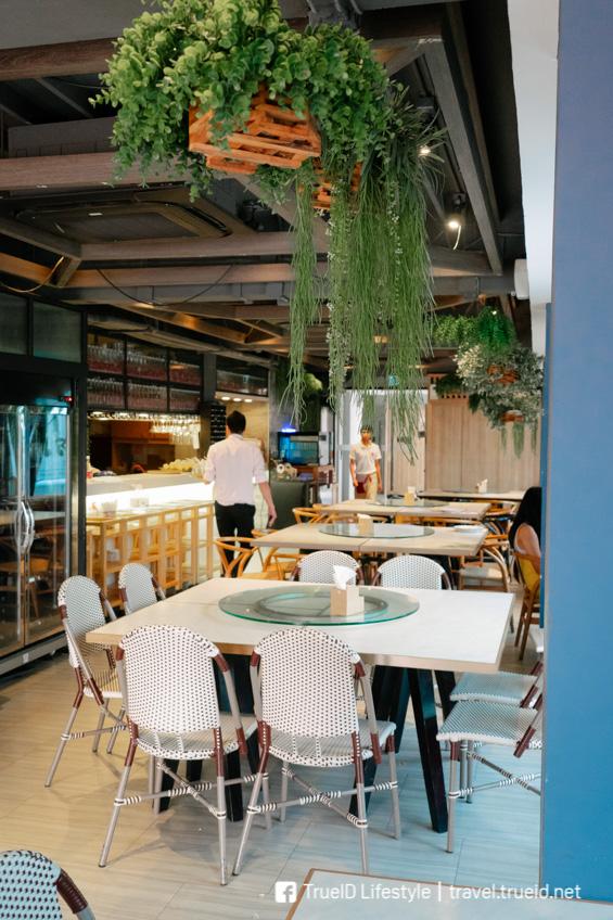เสวย ท่ามหาราช ร้านอาหารไทยในกรุงเทพ