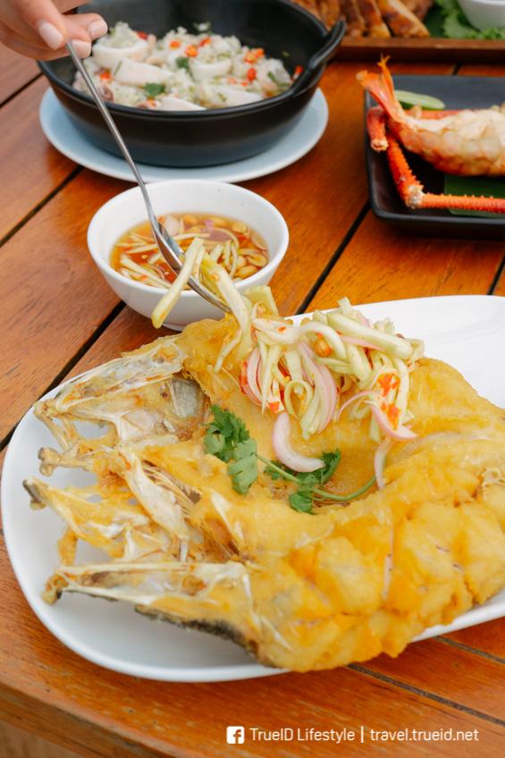 ร้านเสวย ร้านอาหารทะเลในกรุงเทพ