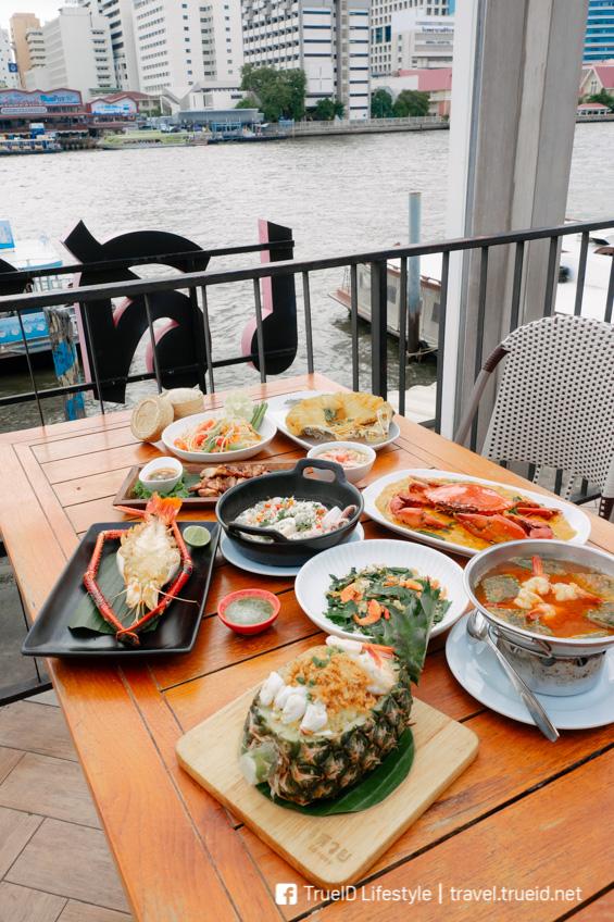 ร้านอาหารไทย กรุงเทพ