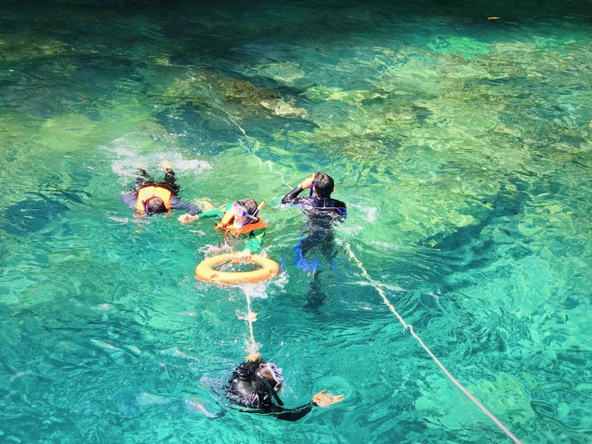 เกาะเชือก ที่เที่ยวตรัง