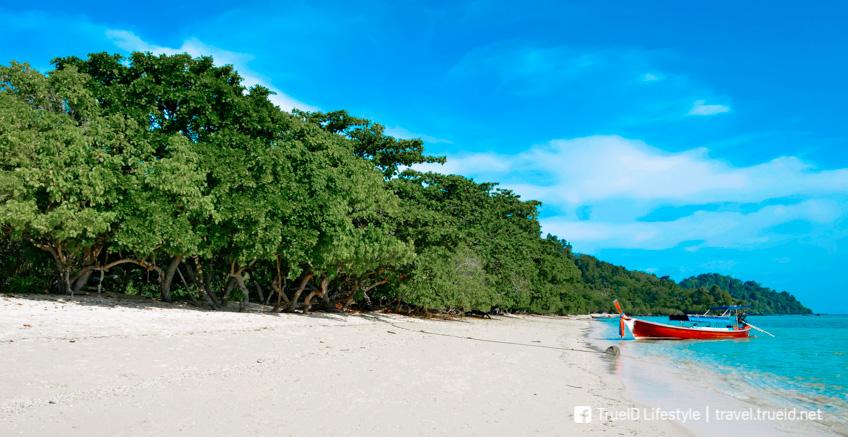 เกาะกระดาน ที่เที่ยวตรัง
