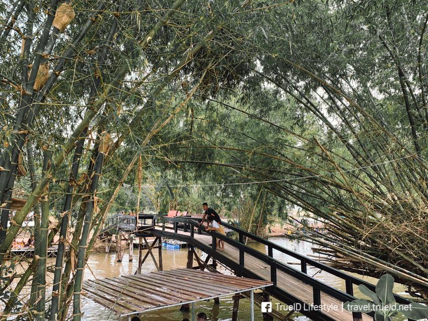 ที่เที่ยวชลบุรี ตลาดน้ำใกล้กรุงเทพ