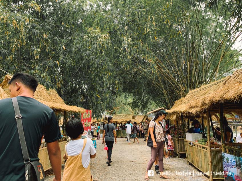 ที่เที่ยวชลบุรี ตลาดน้ำสามวัง