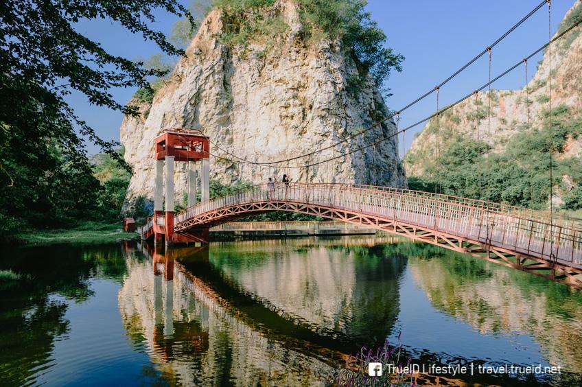อุทยานหินเขางู  ที่เที่ยวราชบุรี