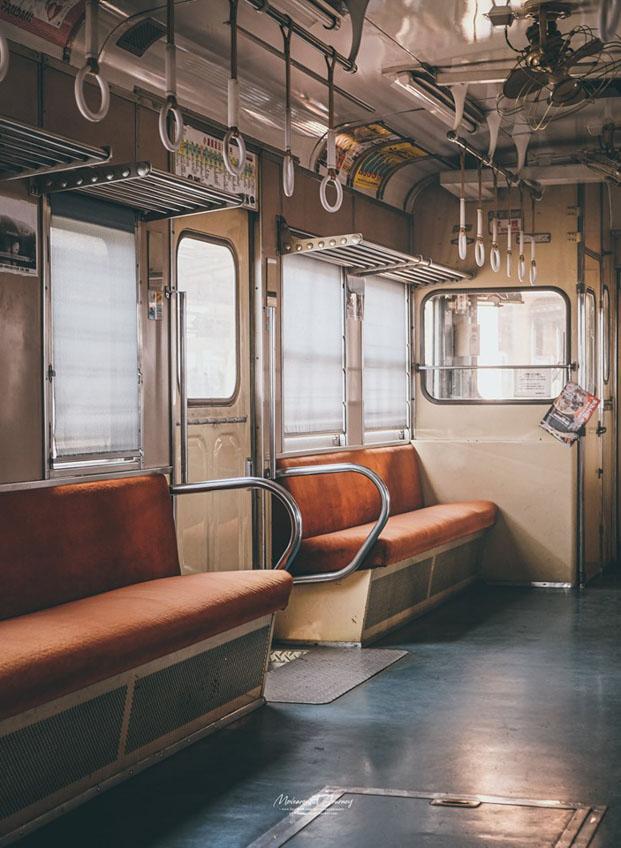 นั่งรถไฟเที่ยวญี่ปุ่น
