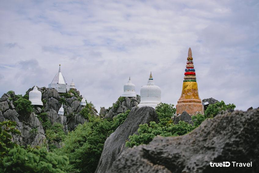 วัดสวยในไทย วัดเฉลิมพระเกียรติพระจอมเกล้าราชานุสรณ์ ลำปาง