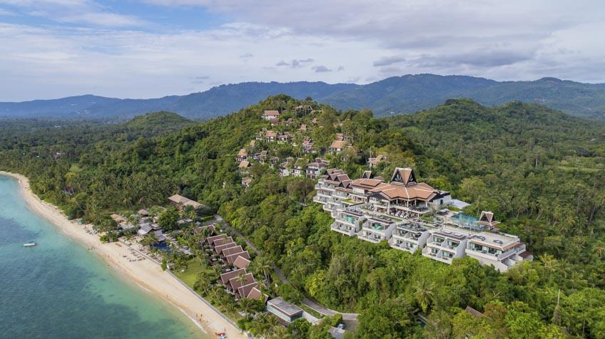 โปรโมชั่นที่พัก เกาะสมุย  InterContinental Koh Samui Resort
