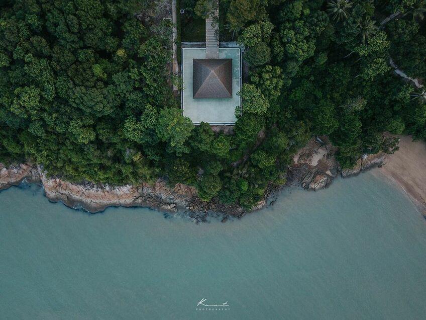 Island Escape by Burasari ที่พักภูเก็ต เกาะมะพร้าว
