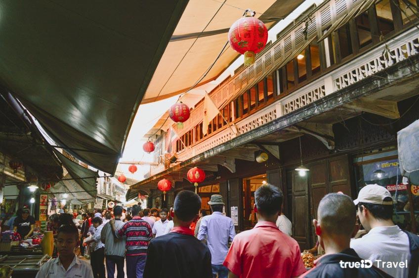 เที่ยวใกล้กรุงเทพ ตลาดสามชุก สุพรรณบุรี