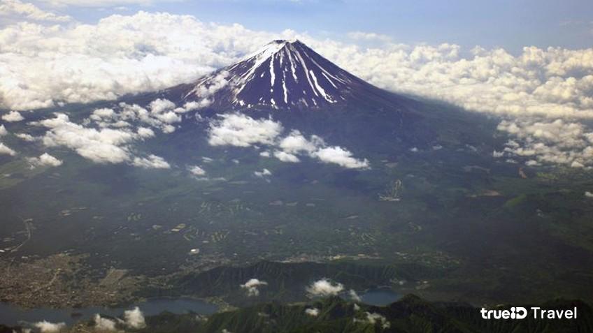 ภูเขาไฟ Fuji ญี่ปุ่น