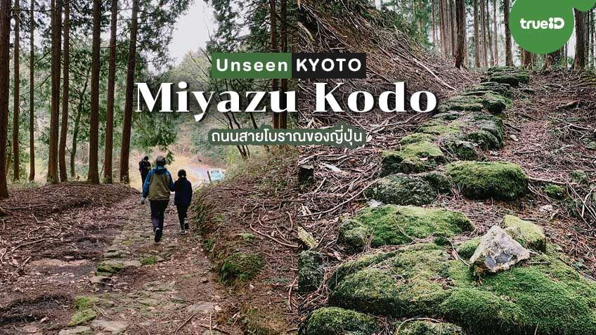 Miyazu Kodo ถนนสายโบราณของญี่ปุ่น ที่เที่ยวอันซีนแถบเกียวโต