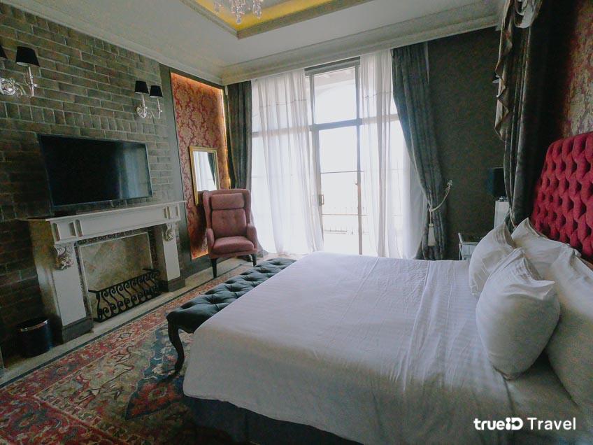ที่พักสวย เขาใหญ่ Movenpick Resort