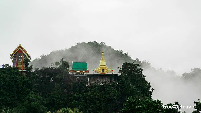 วัดดัง กาญจนบุรี ที่เที่ยวใกล้กรุงเทพ