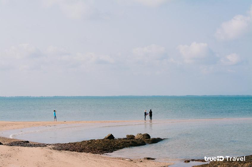 ที่เที่ยวระยอง เที่ยวเกาะมันใน ทะเลแหวก