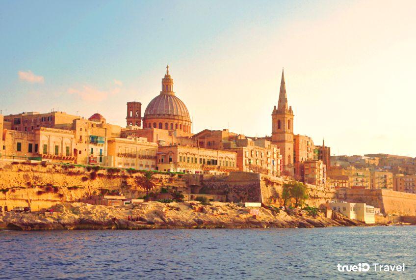 เมืองวัลเลตตา Valletta ที่เที่ยวมอลตา