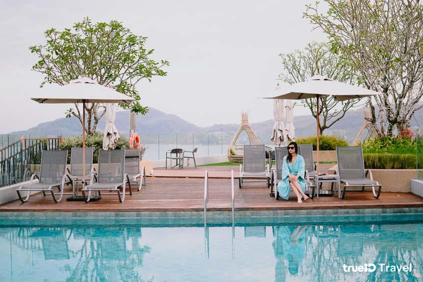ที่พักสวยภูเก็ต พูลวิลล่า Crest Resort